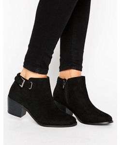 Head Over Heels | Ботинки На Каблуке С Пряжкой