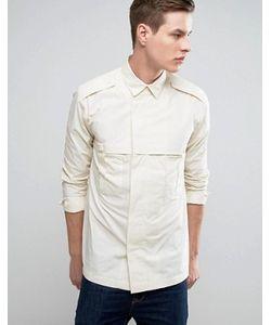 Asos | Рубашка Классического Кроя В Стиле Сафари