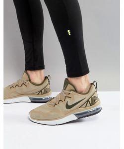 Nike Running | Зеленые Кроссовки Air Max Furу Aa5739-201