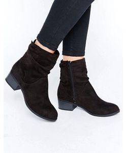 New Look | Ботинки Из Искусственной Замши