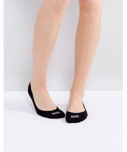 Vans   Черные Носки