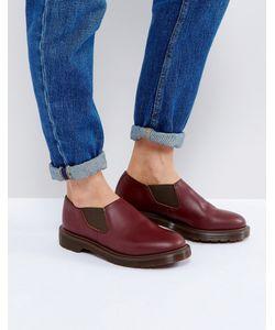 Dr. Martens | Кожаные Туфли На Плоской Подошве Louis