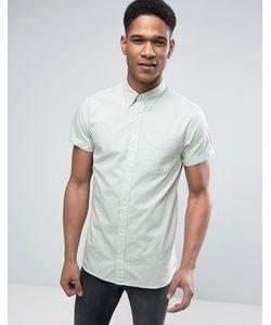 Jack & Jones | Узкая Рубашка С Короткими Рукавами Premium