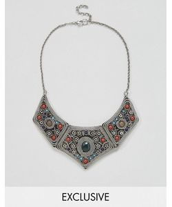 Reclaimed Vintage | Декорированное Ожерелье-Воротник Inspired