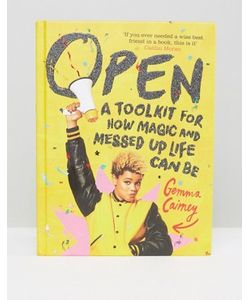 Books | Книга Open Джеммы Керни Gemma Cairney
