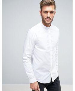 New Look | Рубашка Стандартного Кроя С Воротником На Пуговицах
