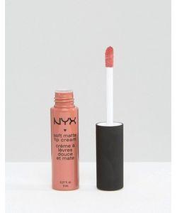 NYX | Мягкий Матовый Крем Для Губ Professional Make-Up