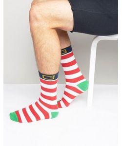 SSDD | Рождественские Носки С Эльфийским Дизайном