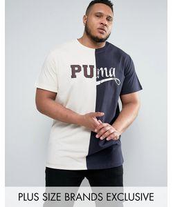 Puma | Футболка С Логотипом Plus Эксклюзивно Для 57531202