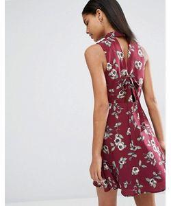 Moon River   Платье С Завязкой Сзади Prine