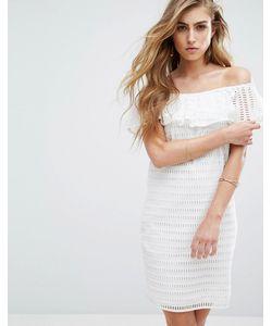 SuperTrash | Платье С Открытыми Плечами Damira