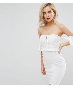 NaaNaa Petite   Платье Мини С Открытыми Плечами