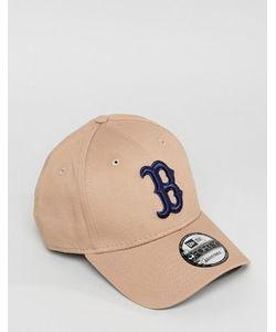 New Era   Кепка С Регулируемой Застежкой 9forty Boston Sox