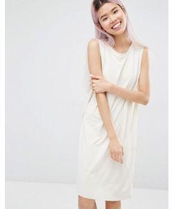 Monki   Платье Без Рукавов