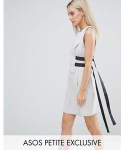 ASOS PETITE | Двухслойное Платье