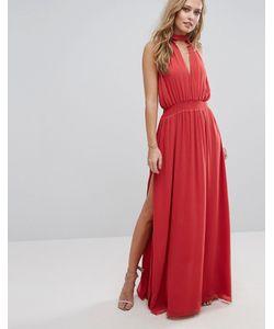 THE JETSET DIARIES   Платье Макси Shale