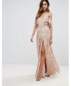 THE JETSET DIARIES | Платье Макси Sublime Illusion