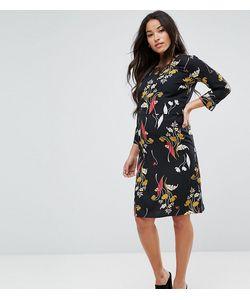 Mama Licious | Платье Для Беременных И Кормящих С Цветочным Принтом