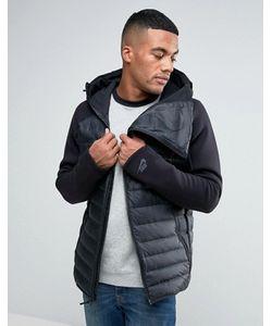 Nike | Черная Куртка С Капюшоном Aeroloft 806838-010