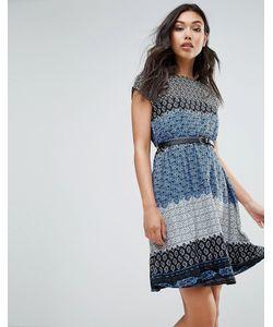 Yumi   Платье С Принтом
