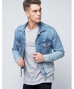 Pepe Jeans | Джинсовая Куртка С Выбеленным Эффектом Pepe