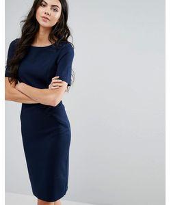 Vero Moda | Облегающее Платье С Высоким Воротом Vasco