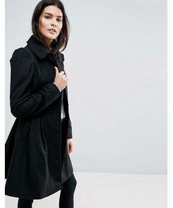 Asos | Расклешенное Пальто С Эффектными Рукавами