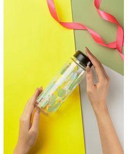 Sass & Belle   Бутылка Для Воды С Кактусами