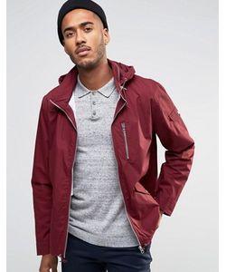 Farah | Куртка На Молнии С Капюшоном Rampton