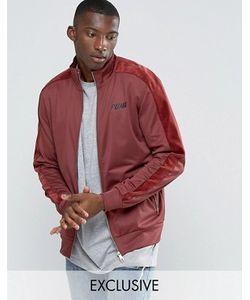 Puma | Спортивная Куртка С Бархатной Отделкой Эксклюзивно Для
