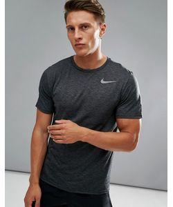 54557c3c Nike Training - Черная Футболка Pro Hyperdry 832835-010
