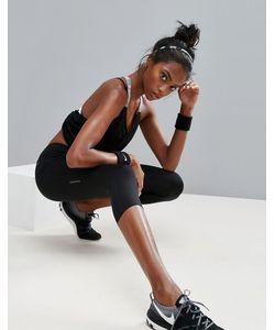 Nike | Укороченные Леггинсы Из Быстросохнущей Ткани Running