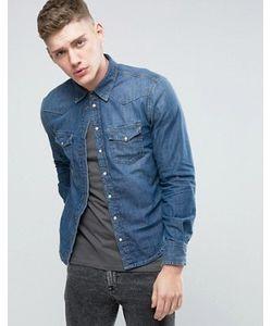 Pepe Jeans | Узкая Рубашка Pepe Carson
