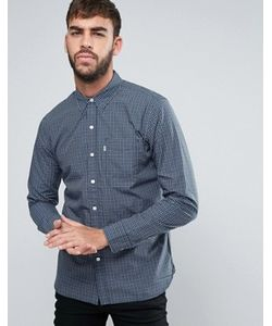 Levi's® | Узкая Рубашка В Клетку С 1 Карманом Levis