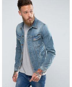 Nudie Jeans Co | Светлая Джинсовая Куртка