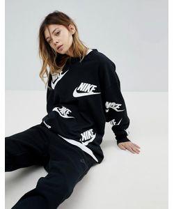 Nike | Свитшот С Принтом
