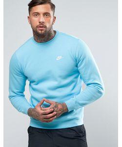 Nike | Свитшот С Логотипом И Круглым Вырезом 804340-432