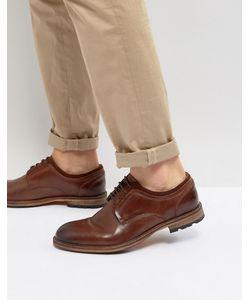STEVE MADDEN | Кожаные Туфли Коньячного Цвета