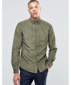 Solid | Рубашка На Пуговицах