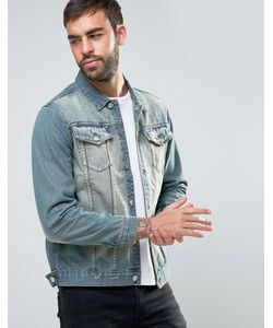 Dead Vintage   Голубая Джинсовая Куртка