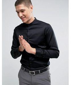 Jack & Jones | Узкая Строгая Рубашка С Воротником На Пуговице Premium