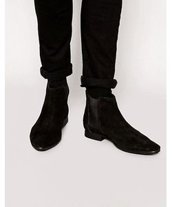 Frank Wright | Замшевые Ботинки Челси