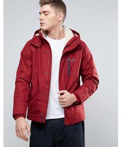 Hollister | Куртка На Подкладке Из Искусственного Меха С Капюшоном All