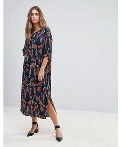 Just Female | Платье С Цветочным Принтом Tia