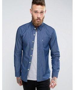 Levi's® | Синяя Рубашка С Карманом Levis Sunset
