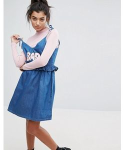 Lazy Oaf | Джинсовое Платье