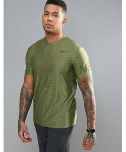 Nike Training   Зеленая Футболка Zonal 834496-387