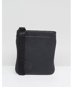 Versace Jeans | Черная Сумка Для Авиапутешествий С Логотипом