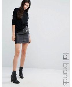 Vero Moda Tall | Мини-Юбка С Окрашенными Молниями