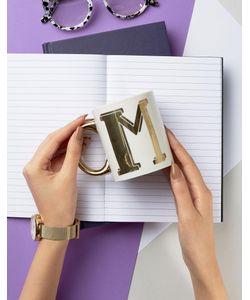 Sass & Belle | Letter M Mug